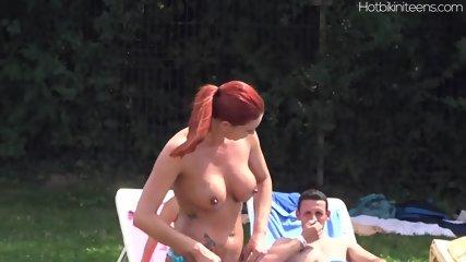 Topless Beach Teen Girls Voyeur Hd Video - scene 4