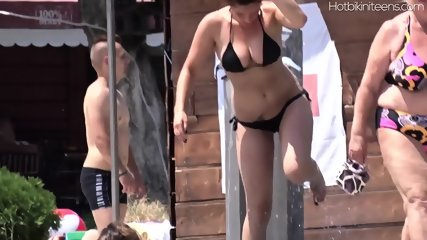 Topless Beach Teen Girls Voyeur Hd Video - scene 5