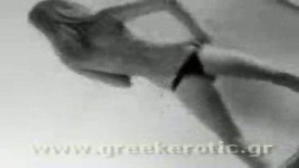Greek Model showing herself - scene 10