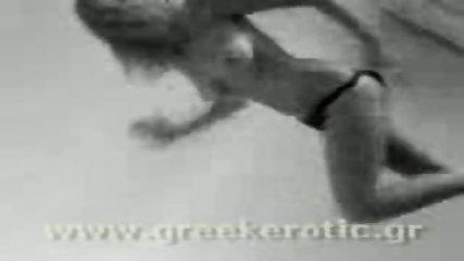 Greek Model showing herself - scene 11
