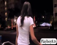 aspiring models join the cook challenge in playboy house
