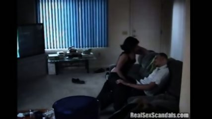 This dude fucks his girl and it is caught on video - scene 1
