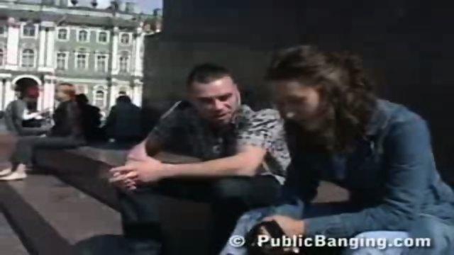 Public Sex - Incredible!