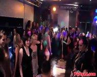 Classy Amateurs At Euro Orgy Dancing