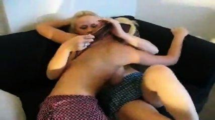 Hot Lesbians in Boxer Shorts - scene 1