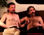 Mature Redneck Bikers Pleasing Cock
