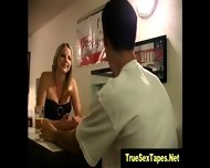 Young Amateur Couple Playing Drinking Sex Game