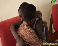 African Amateur Twink Couple Are Cock Hungry