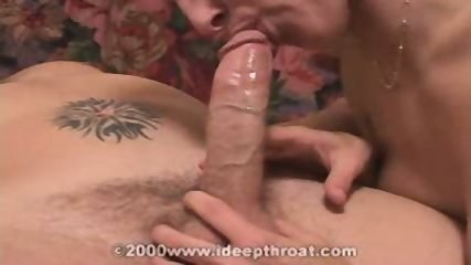 Heather IDeepThroat Standing 69 and full BJ - scene 11