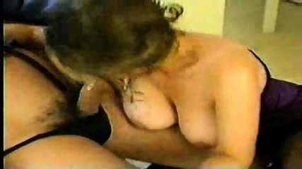 Busty Brunette in Corset - scene 5