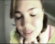Webcam Girl busted - scene 3
