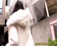 Asian Cosplay Babe As Asuka Langley Swallows