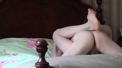 Sexy Blonde Gets Fucked Hard By Her Horny Boyfriend - scene 12