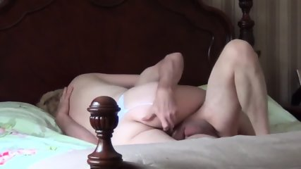 Sexy Blonde Gets Fucked Hard By Her Horny Boyfriend - scene 2