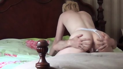 Sexy Blonde Gets Fucked Hard By Her Horny Boyfriend - scene 7