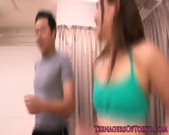 Haruki Sato Pounded On Couch
