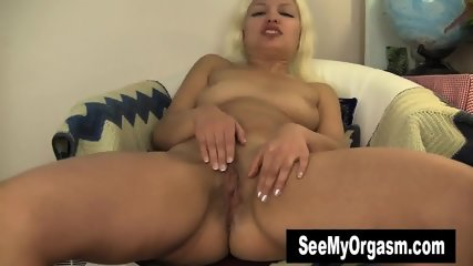 Busty Barbie Masturbating Her Pussy - scene 8