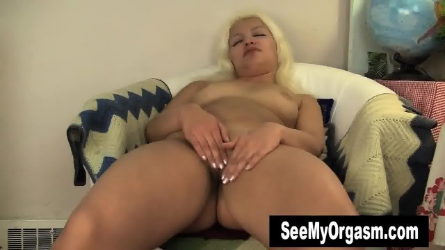 Busty Barbie Masturbating Her Pussy