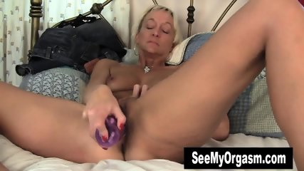 Short Haired Barbie Masturbating - scene 8