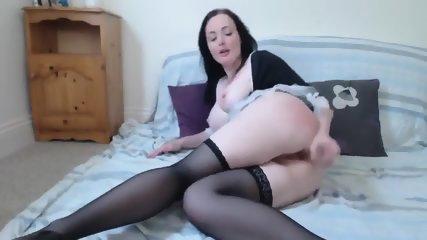 Hot Maid Dildoing Anal - scene 10