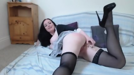 Hot Maid Dildoing Anal - scene 11