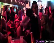 Hairy Ho Licked At Party