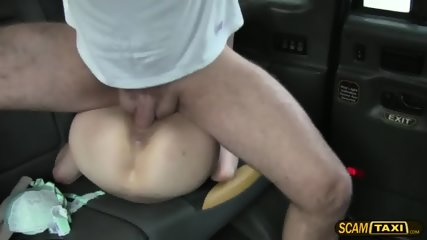 Gorgeous Sexy Blonde April Trades A Hot Sex For A Ride - scene 5
