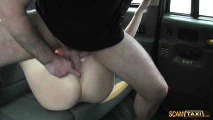 Cute Fan Chick Gets Hopped In The Cab And Fucked In Doggystyle - scene 6