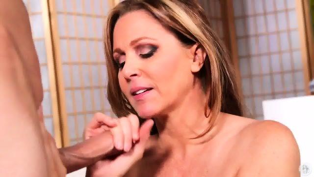 Mommy Likes Taste Of Dick