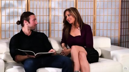 Mommy Likes Taste Of Dick - scene 1