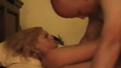 Amateur blonde fucked on cam - scene 10