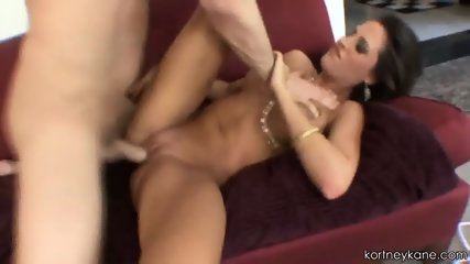 Wild Bitch With Round Tits Rides Hard Dick