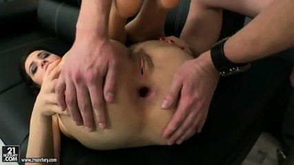 Good Girl Rammed In Ass - scene 8