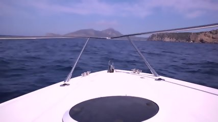 Hardcore Anal Sex On Yacht - scene 2