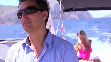 Hardcore Anal Sex On Yacht - scene 3
