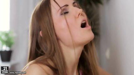 Glam Babe Satisfies Her Boy - scene 11