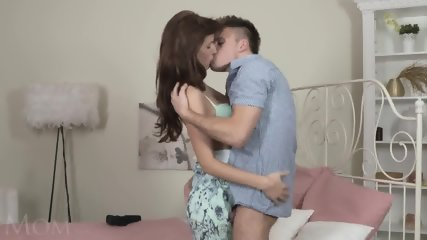 Young Mom Tries Hard Dick - scene 3