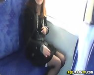 Japanese Whore Flashing