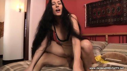 European Slut Tries Anal - scene 9