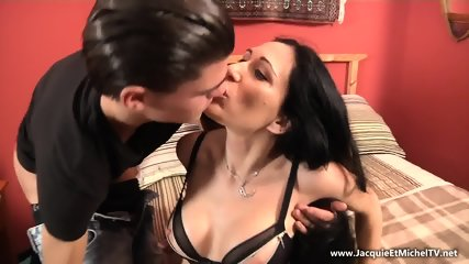 European Slut Tries Anal - scene 7
