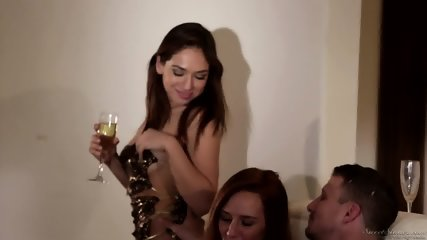 Elegant Party Turns Into Sex Party - scene 4