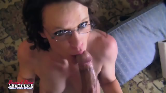 Amateur Mom Takes Cock