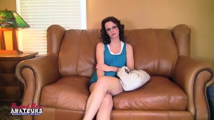 Amateur Mom Takes Cock - scene 3