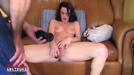 Amateur Mom Takes Cock - scene 7