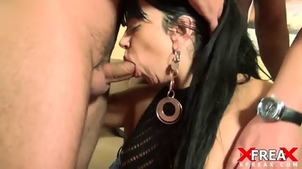 Slutty Mom Takes Cocks - scene 1