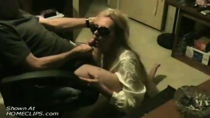 She sucks that cock for a facial! - scene 12