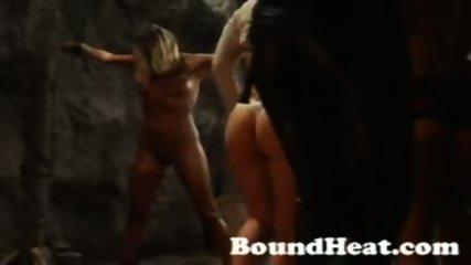 Hardcore slave show - scene 5