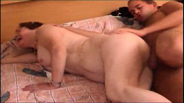 MILF finds cock and balls to love