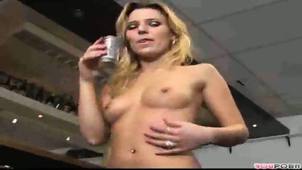 Sexy blonde model gets a good fucking 2/3 - scene 7