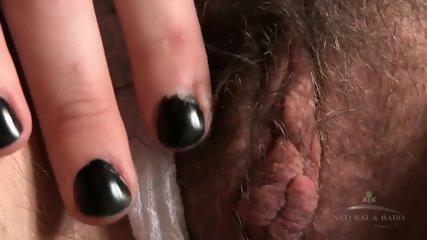 Hairy Pussy Under White Panties - scene 8